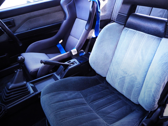SEATS OF AE86 TRUENO