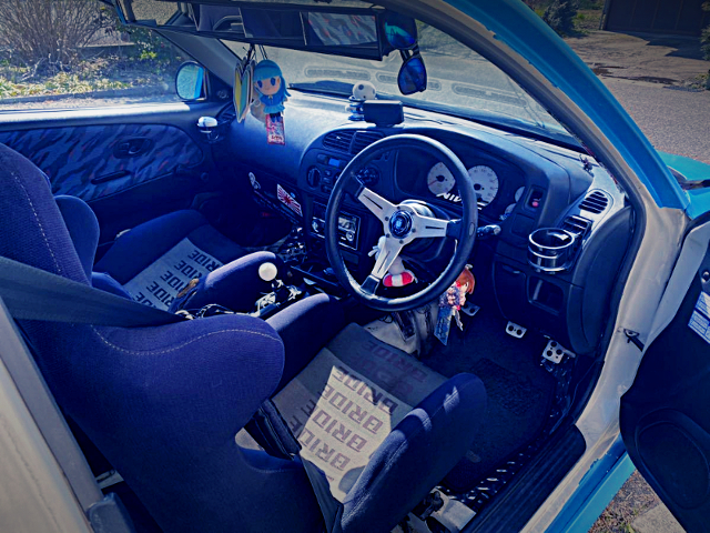 INTERIOR OF CJ4A MIRAGE RS