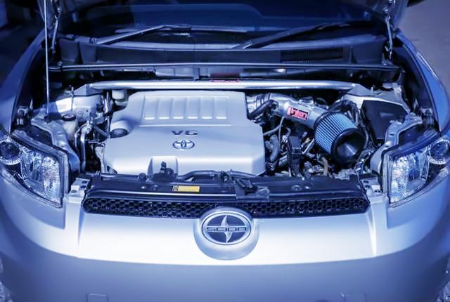 2GR-FE 3500cc V6 DOHC ENGINE