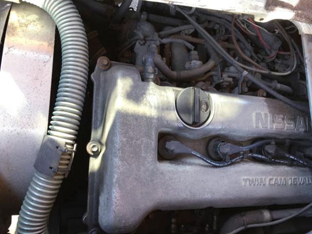 SR20DE ENGINE