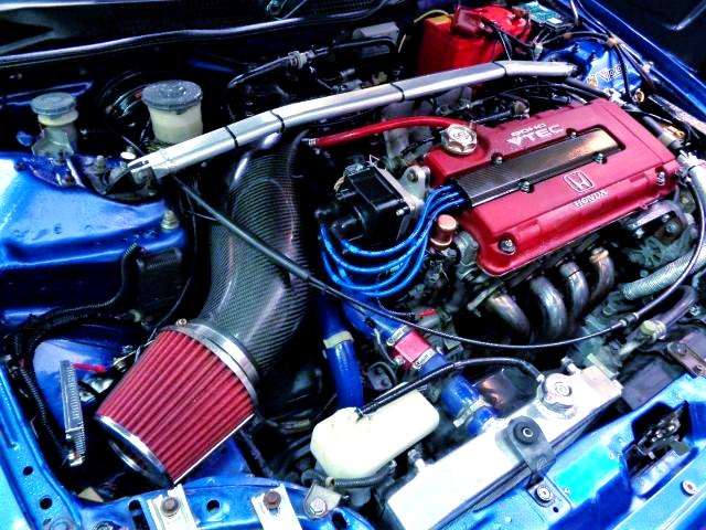 B18C 1800cc VTEC ENGINE