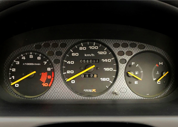 TYPE-R SPEED CLUSTER CONVERSION