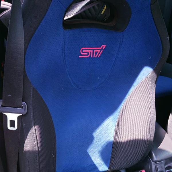 STI SEAT OF GDB-E IMPREZA WRX STi