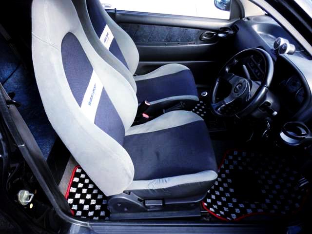 SUZUKI SPORT LIMITED SEATS INSTALLED