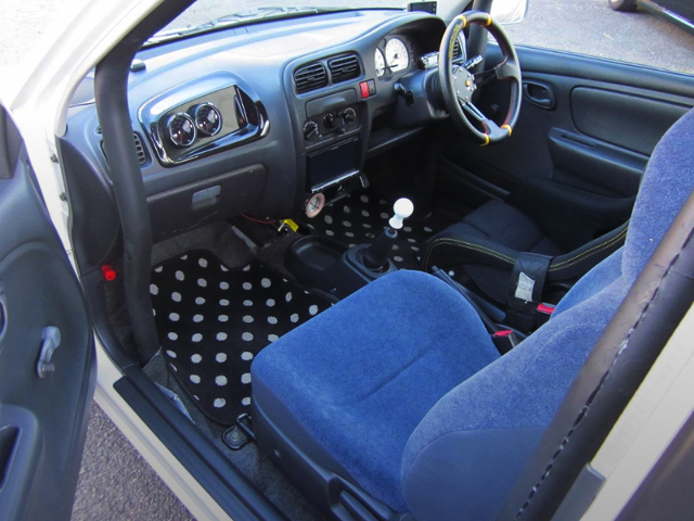 ROLLBAR AND STEERING