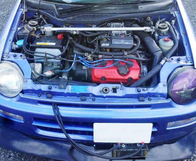 E07A MTREC 660cc ENGINE