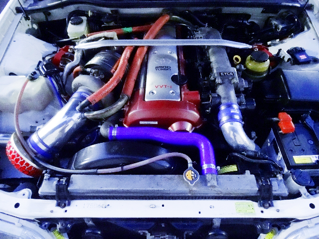 VVTi 1.5JZ TURBO ENGINE