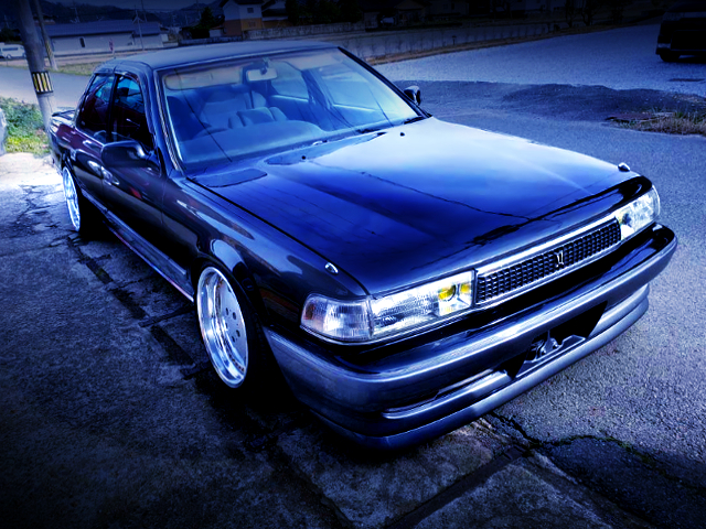 FRONT FACE TO JZX81 CRESTA