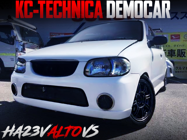 KC-TECHNICA DEMOCAR HA23V ALTO Vs