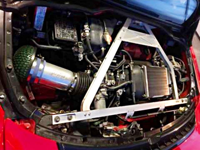 C32B 3.2L VTEC SUPERCHARGER ENGINE