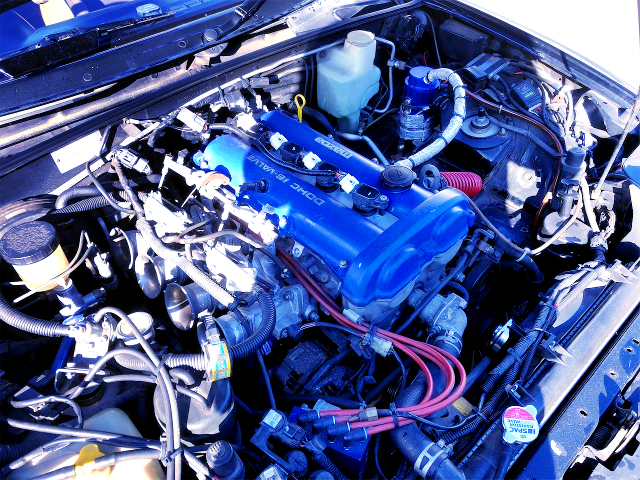 BP-ZE 1800cc ENGINE With ITB's
