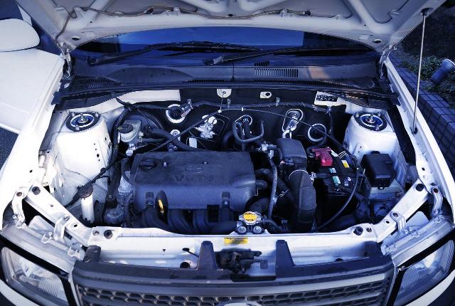 2NZ-FE 1300cc ENGINE OF NCP50V PROBOX MOTOR