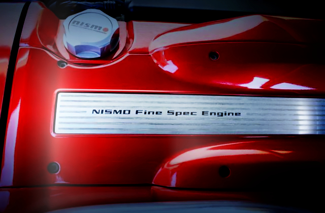 NISMO FINE SPEC ENGINE VALVE COVER