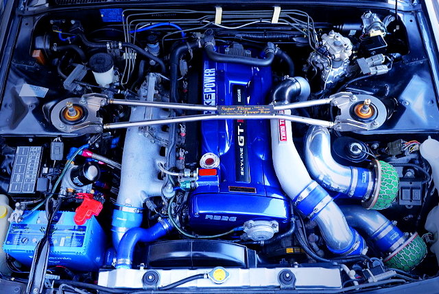 RB26 2800cc GT2530KAI TWINTURBO