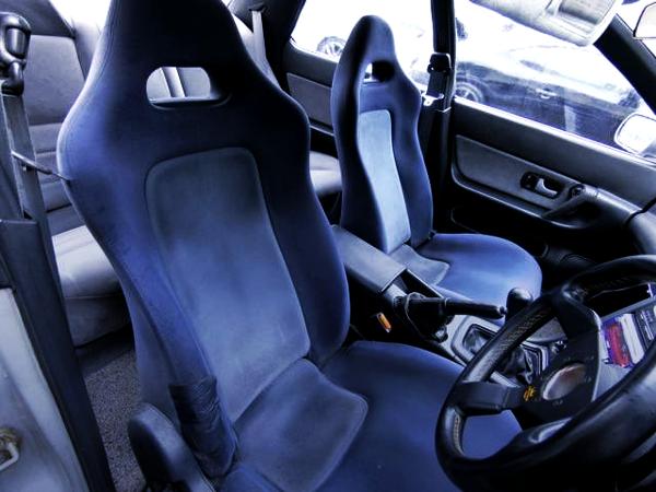GT-R SEATS CONVERsION TO HR32 SKYLINE 4-DOOR GTE