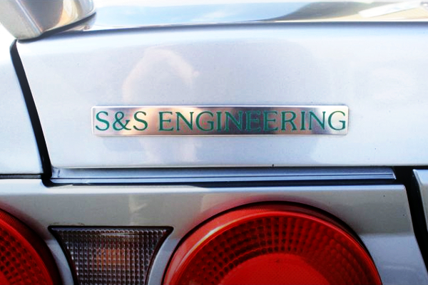 S AND S PLATE