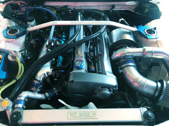RB26 With T88 SINGLE TURBO