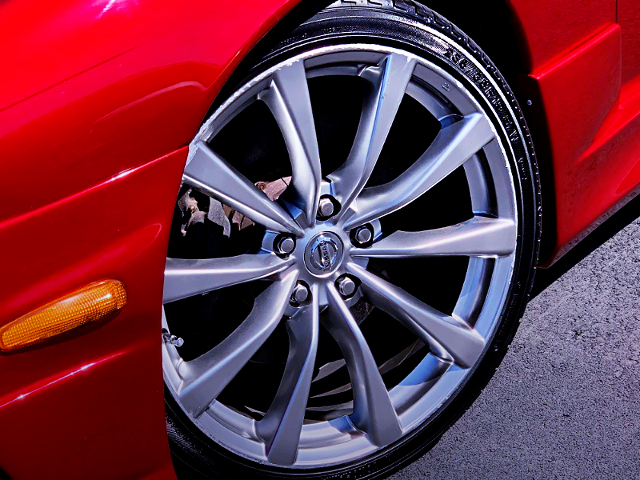NISSAN V36 GENUINE 19-inch WHEEL