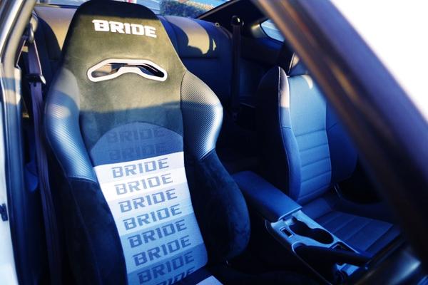 DRIVER'S BRIDE SEAT