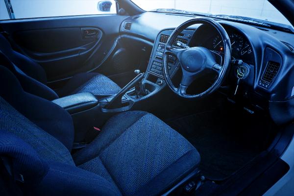 INTERIOR ST205 CELICA GT4 WRC