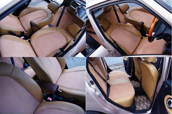 L650S MIRAGINO INTERIOR SEATS.