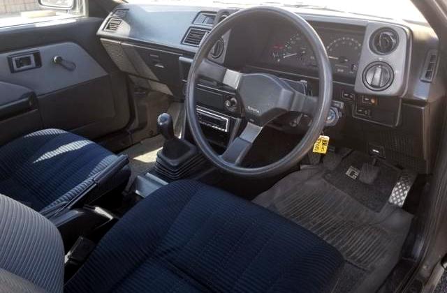 AE86 LEVIN GTV DASHBOARD.