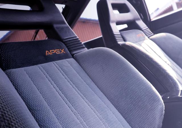 AE86 BLACK LIMITED SEATS