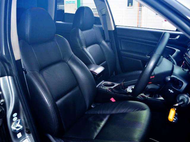 INTERIOR SEATS OF BP5 LEGACY TOURING WAGON 2.0GT SPEC B.