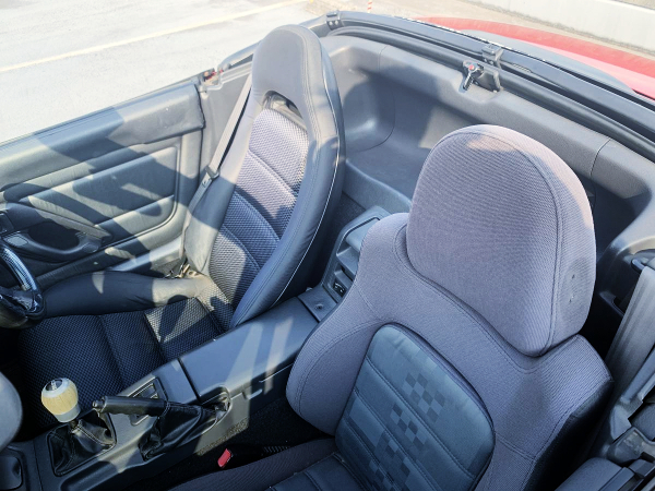 FD3S RX-7 SEAT CONVERSION.