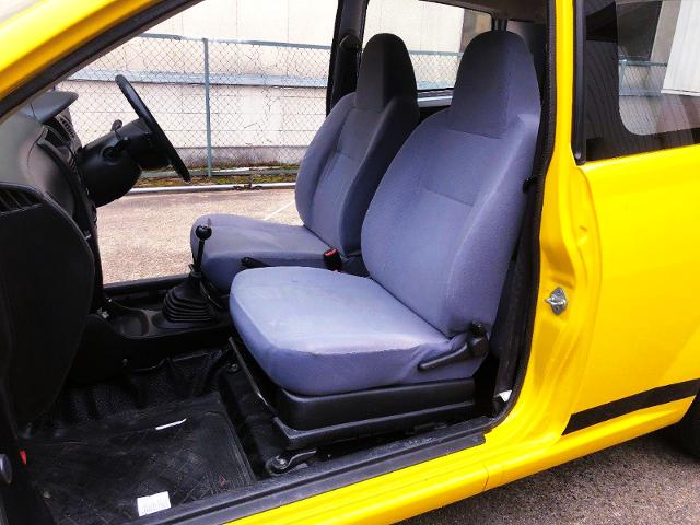 L250 MIRA VAN SEATS.