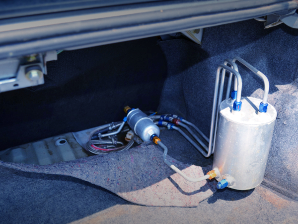 FUEL PUMP And FUEL COLLECTOR TANK