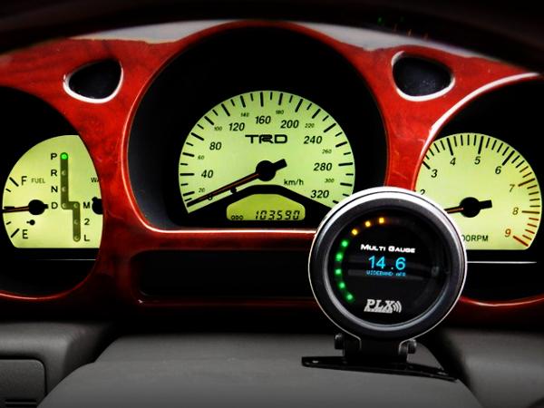 TRD 320km/h SPEED CLUSTER.
