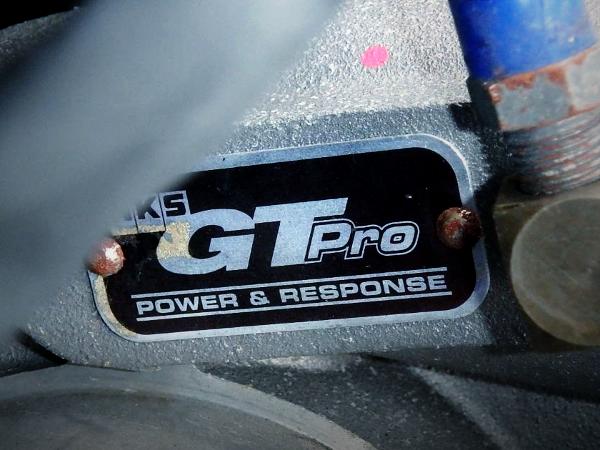 HKS GT-PRO TURBOCHARGER.