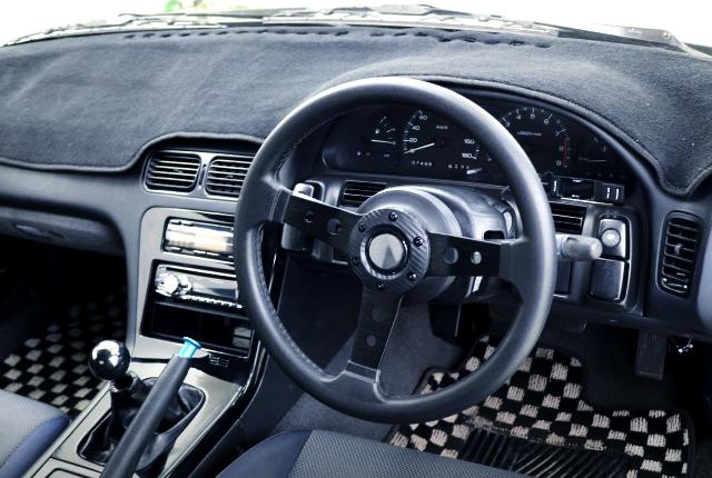 S13 SILVIA DASHBOARD.