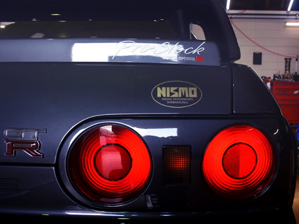 NISMO DECAL.