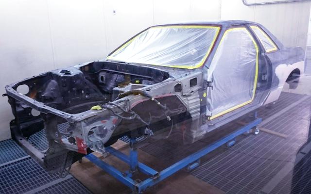 RESTORATION OF R32 GT-R NISMO.