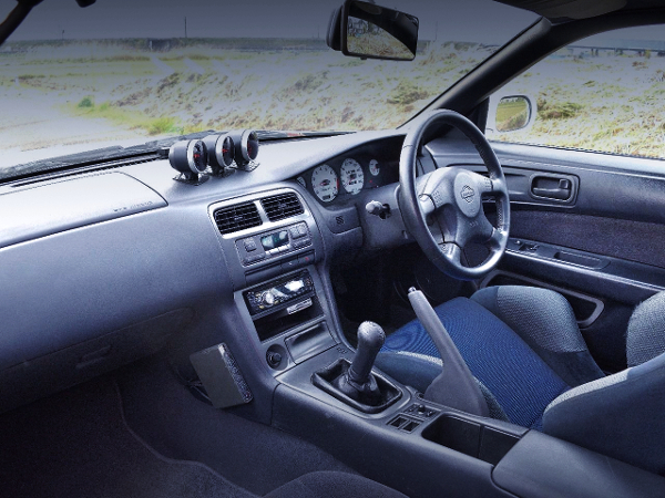 S14 SILVIA SERIES-2 DASHBOARD.