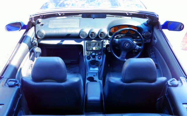 S15 SILVIA VARIETTA OF INTERIOR DASHBOARD AND GAUGES.