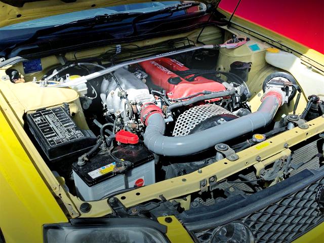 S15 SR20DE 2000cc ENGINE.