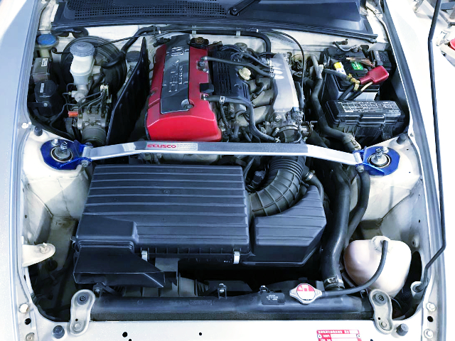 F20C VTEC ENGINE OF 2200cc BUILT.