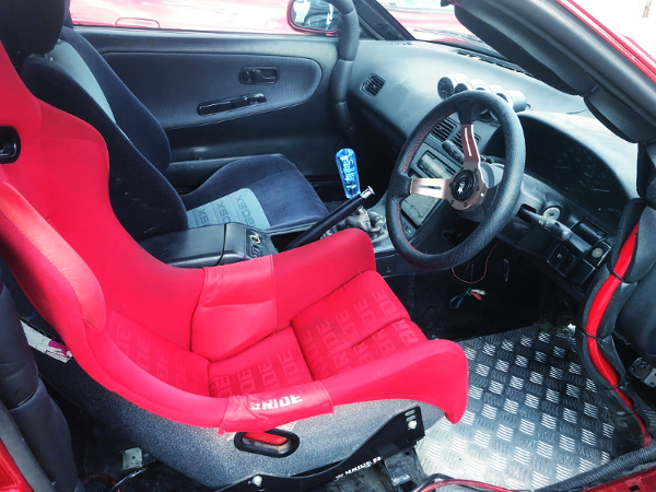 180SX DRIFT CAR INTERIOR.