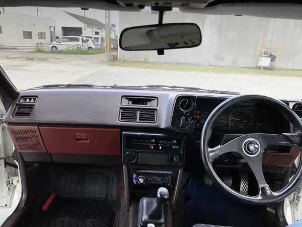 AE86 LEVIN GT-APEX DASHBOARD.