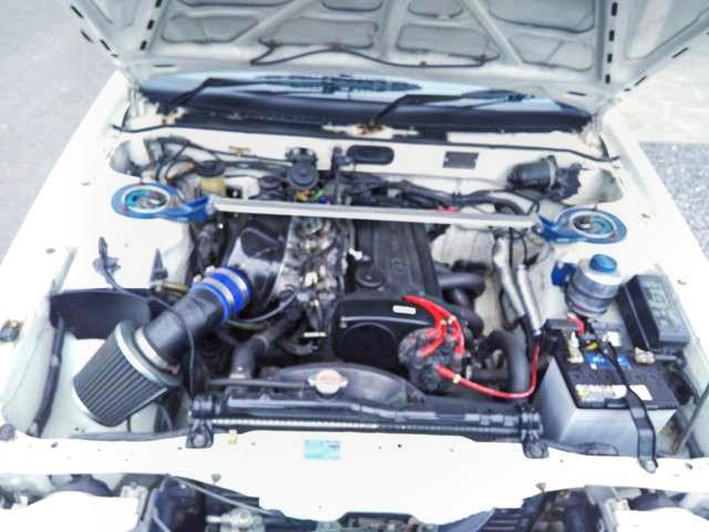 20V 4AG ENGINE.
