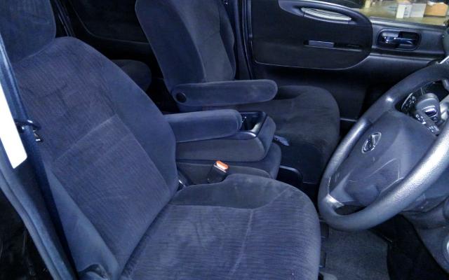 C25 SERENA 20S SEATS.