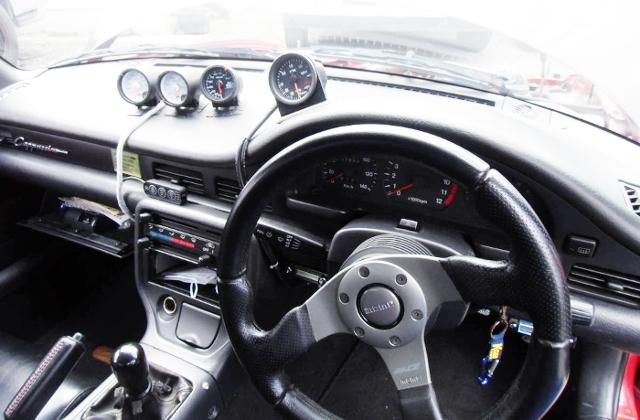 EA11R CAPPUCCINO DASHBOARD.