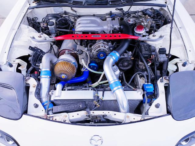 13B-REW SINGLE TURBO ENGINE