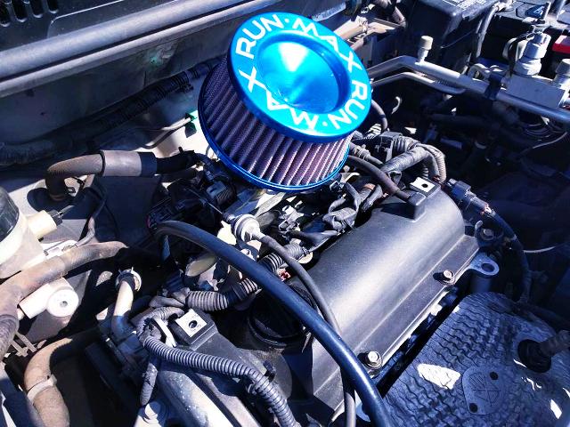 EF-SE 660cc ENGINE OF L260V MIRA MOTOR.