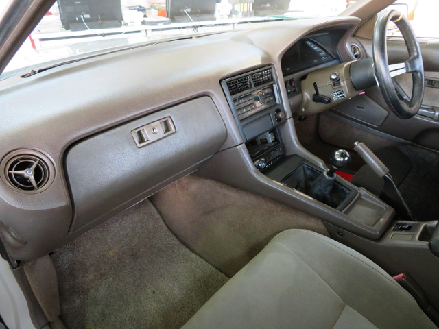 GZ20 SOARER DASHBOARD.