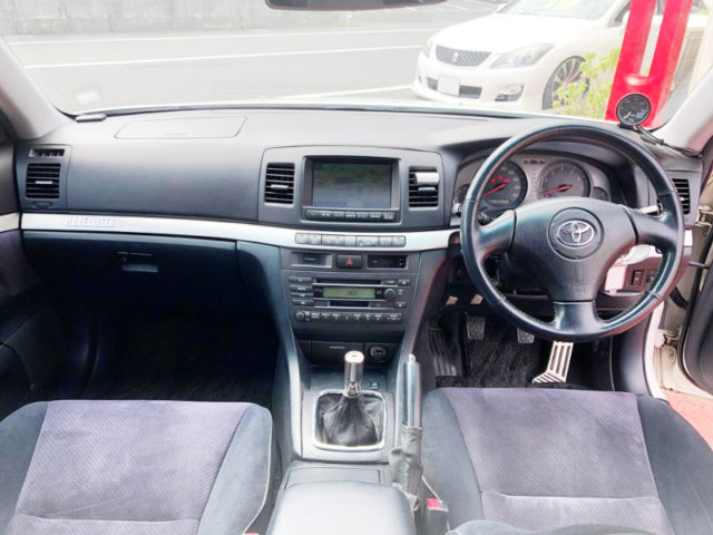 JZX110 MARK2 GRANDE iRV FORTUNA INTERIOR.