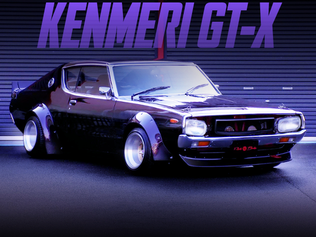 SEMI WORKS WIDE OF KAIDO RACER KENMERI GT-X.